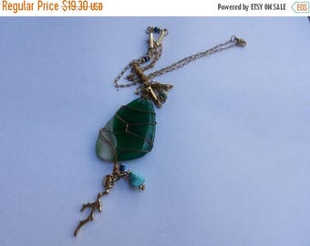 Summer Sale Vintage Costume Jewelry Necklace