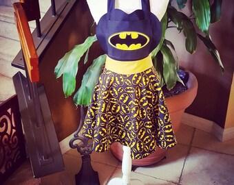 Batman/Batgirl Apron