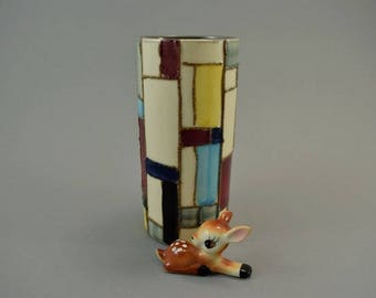 Vintage vase / Strehla / rare decor | East Germany | GDR | 70s