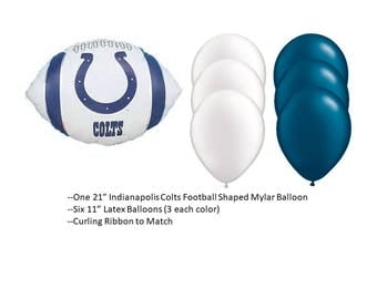 Indianapolis Colts Balloons