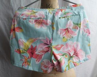 Floral shorts REF 723