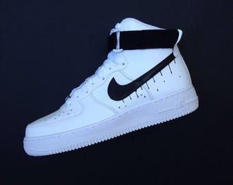Nike Air Force 1 High Drip Custom AF1