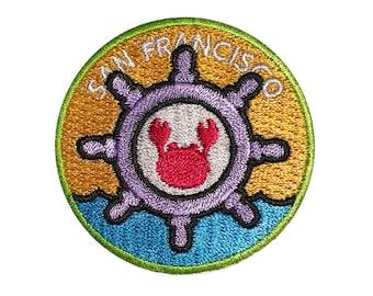 Fisherman's Wharf San Francisco Merit Badge