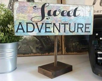 travel themed decor, travel theme bridal shower decor;Retirement Party , Going Away Party, Map Decor, travel theme baby shower; miss to mrs.