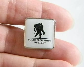 Wounded Warrior Project Tack Pin