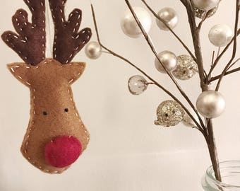 Rudolph the Reindeer Christmas Decoration