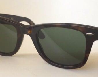 RAYBAN WAYFARER vintage sunglasses