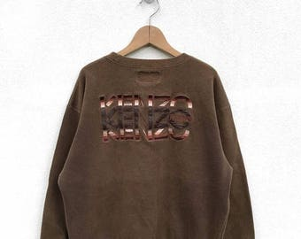20% OFF Vintage Kenzo Jeans Sweatshirt Spell Out,Kenzo Shirt,Kenzo Sport Shirt,Kenzo Golf,Kenzo Sport,Jacket