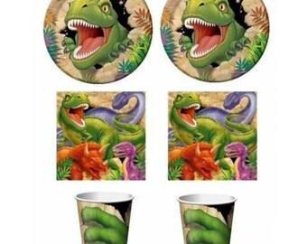 Dinosaur Party kits-decorations and decoration dinosaurs