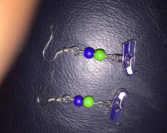 Assorted Seahawks Jewelry