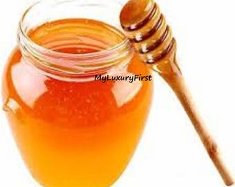 HONEY Fragrance Oil for Soap making, Bath bomb and Body products, Lotion scenting, Candle, Scrubs, Personal scented oil Samples Honeycomb