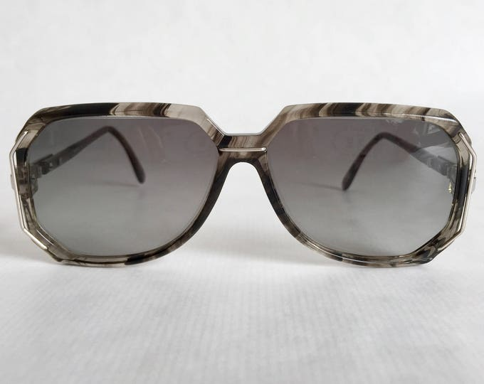 Cazal 639 Col 293 Vintage Sunglasses Made in West Germany New Old Stock