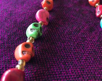UNIQUE Frida Kahlo Necklace Handmade