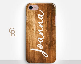Custom Name Phone Case For iPhone 8 iPhone 8 Plus iPhone X Phone 7 Plus iPhone 6 iPhone 6S  iPhone SE Samsung S8 iPhone 5 personalised gifts