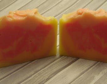 Juicy Couture Type Handmade Cold Process Soap