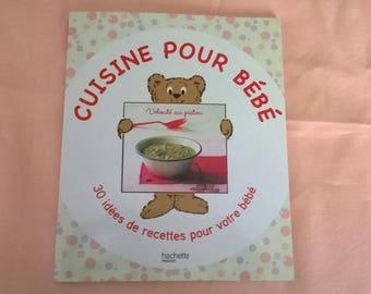Condition new baby recipe book