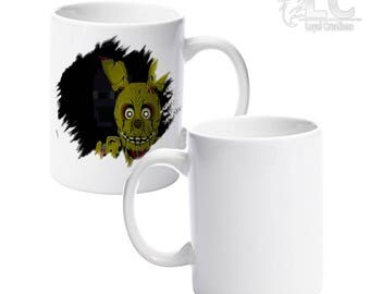 Five Nights At Freddy's 3 Mug
