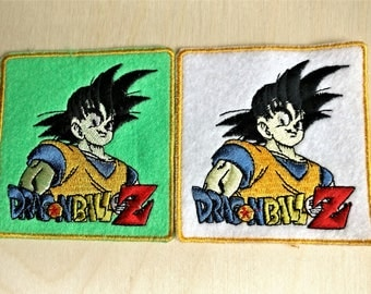Dragon Ball Z Patch