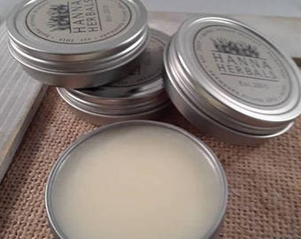 On Sale Under Eye Balm - Dry Skin Relief - Wrinkle cream - soothing cream - all natural eye cream - anti aging cream - Hanna Herbal