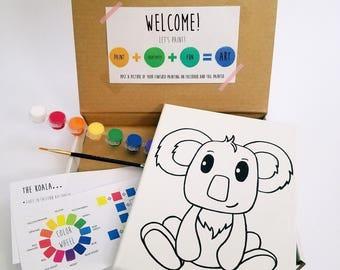 Koala Paint Kit