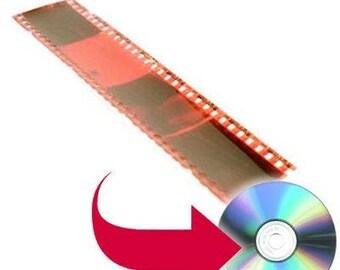 Negative Scanning!   40 Negatives scanned to DVD+R