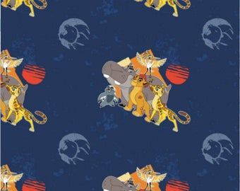 Camelot - Lion Guard - Roar - Disney - Kion - Bunga - Fuli - Ono - Beshte - Royal - Blue