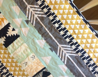 Baby Quilt for Kristi (Payment 2 of 2)