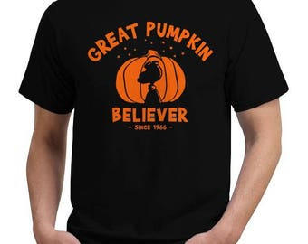 Great Pumpkin Believer T-Shirt