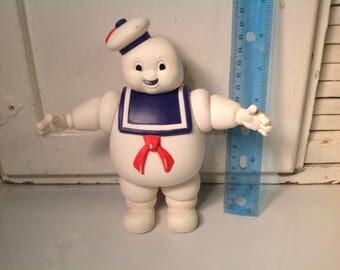 Vintage Puff Marshmallow man ghostbuster 1984 figurine