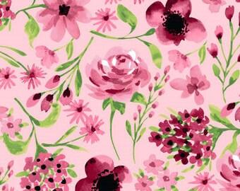 Basic Floral / custom fabric
