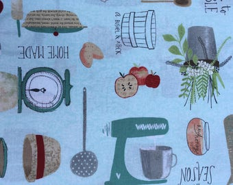Freshly Picked fabric by Katie Doucette from Wilmington Prints