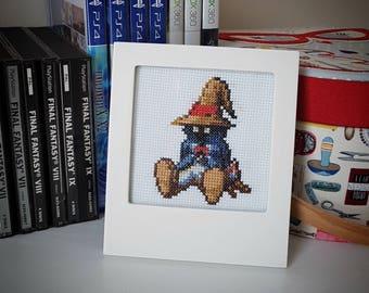 Final Fantasy Vivi Cross Stitch Pattern