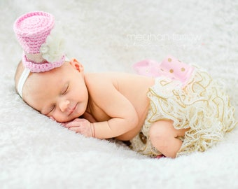 Baby Girl Outfits - Baby Girl Clothes - Newborn Headband - Baby Girl Outfit with Headband - Newborn Photo Prop - Newborn Outfits - Baby Girl
