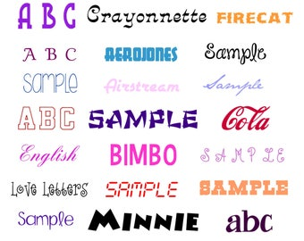 FONT ALPHABET LETTERS (bx) designs pack for embroidery machine, instant download