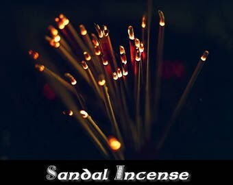 Sandal Incense 100 Sticks