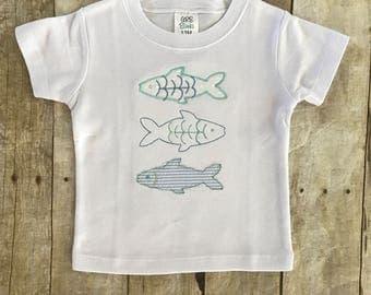 Fishies shirt