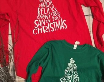 Christmas Long Sleeve