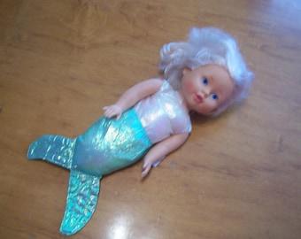 Unimax Mermaid Doll