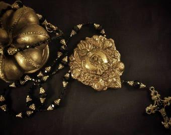 Sacred Heart gold