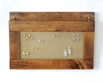 Stud Earring Display, Earring Holder