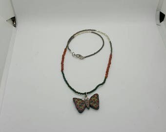 Butterfly Necklace (NK001)