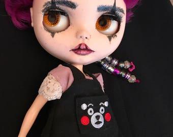 Punk Custom Blythe Doll