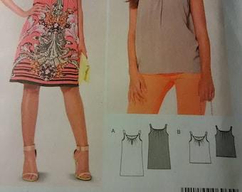 UNcut Burda 6969 pattern