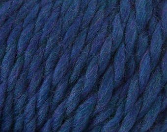 Cascade 128 Superwash +FREE Quick Patterns! 1983 Dark Blue Bulky Wool Yarn 10.99 +1.50ea to Ship Baby Soft Washable Merino Wool. MSRP 13.00