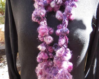 Funky accessory hand made Lariat style