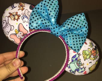 Jelly pen day dream mouse ears