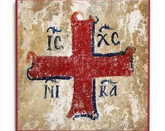 Catacomb Cross Icon