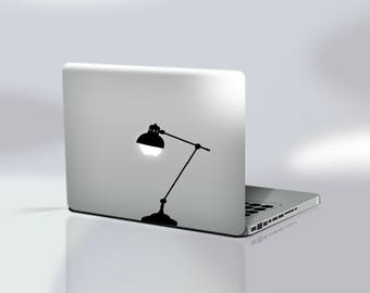 Computer decal