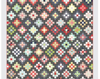 Takes the Cake- Quilt Pattern by Camille Roskelley for Thimble Blossoms TB 215