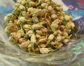 Jasmine Flowers - Dried Whole Jasmine Flower